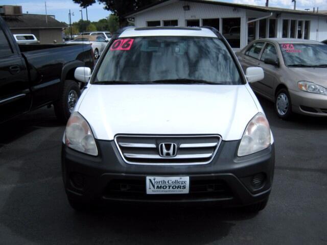 2006 Honda CR-V EX 4WD AT