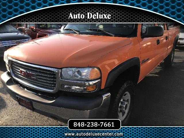 2001 GMC Sierra 2500HD SLE Crew Cab Short Bed 2WD