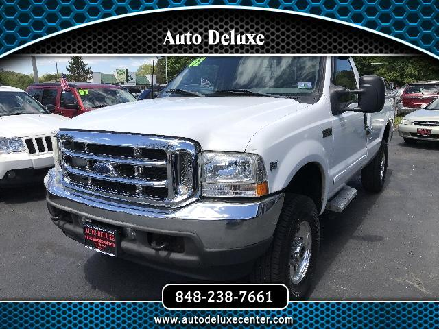 2002 Ford F-250 SD XLT 4WD