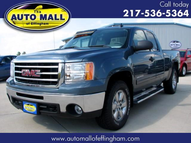 2012 GMC Sierra 1500 SLE Ext. Cab Short Bed 4WD