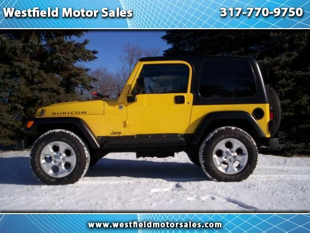 2006 Jeep Wrangler Unlimited Rubicon