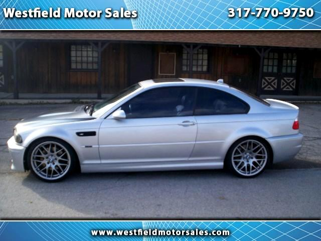 2005 BMW M3 Coupe