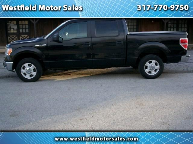2012 Ford F-150 XLT 2WD