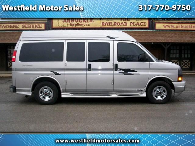 2007 GMC Savana Conversion Van