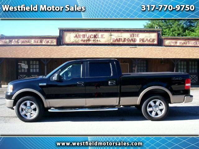 "2006 Ford F-150 4WD SuperCab 145"" Lariat"