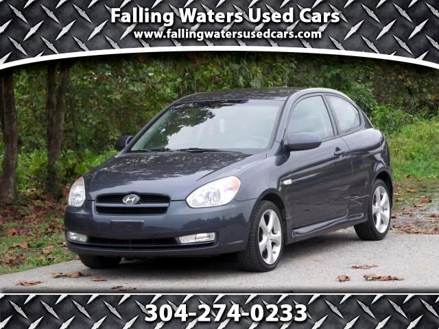 2008 Hyundai Accent SE 3-Door