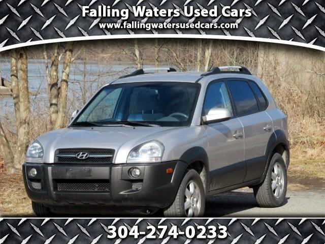 2005 Hyundai Tucson GLS 2.7 4WD