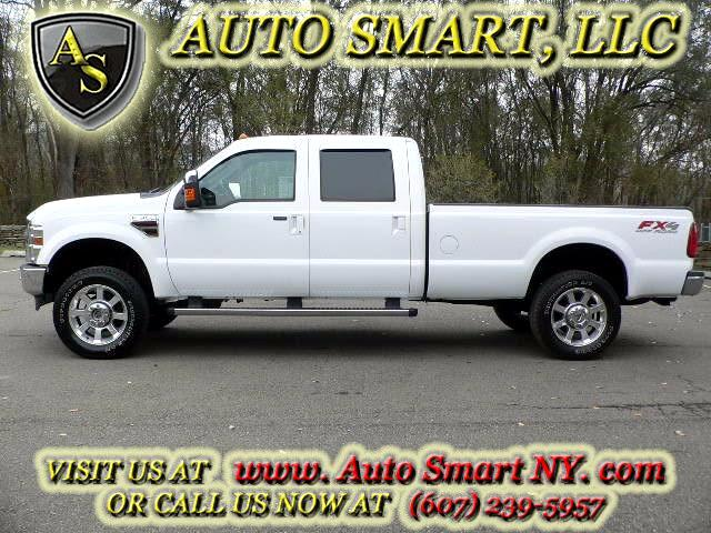 2010 Ford F-350 SD Lariat Crew Cab Long Bed 4WD