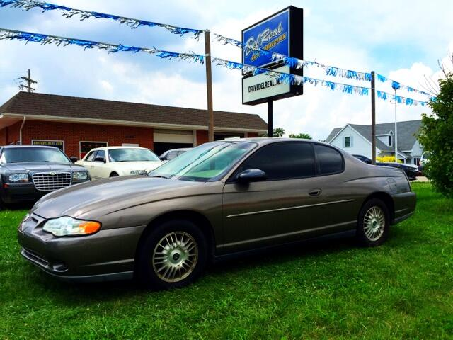 used 2002 chevrolet monte carlo ls for sale in lafayette. Black Bedroom Furniture Sets. Home Design Ideas