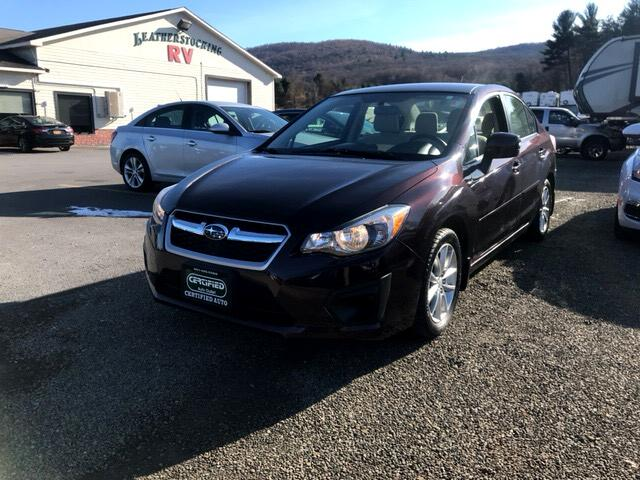 2013 Subaru Impreza 2.0i Premium 4-Door w/All Weather Package