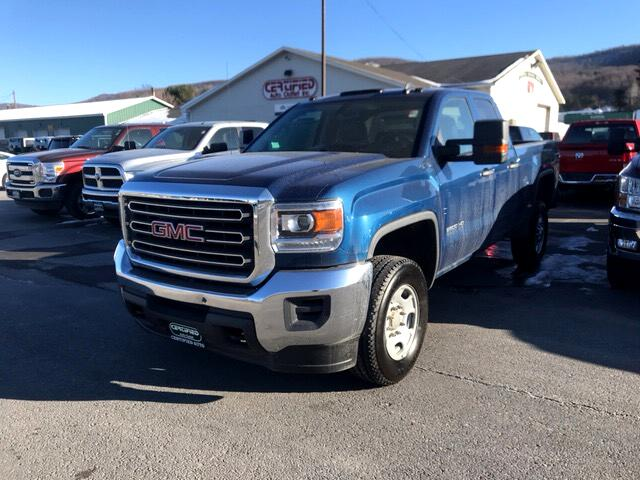 2017 GMC Sierra 2500HD Base Double Cab Long Box 4WD