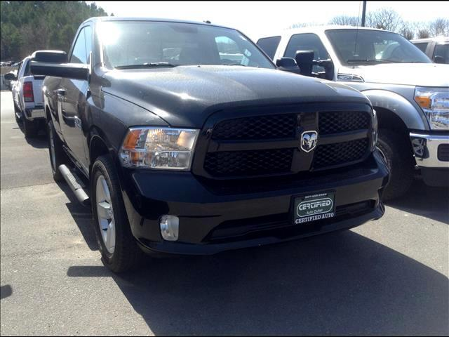 2015 RAM 1500 Tradesman Regular Cab SWB 4WD