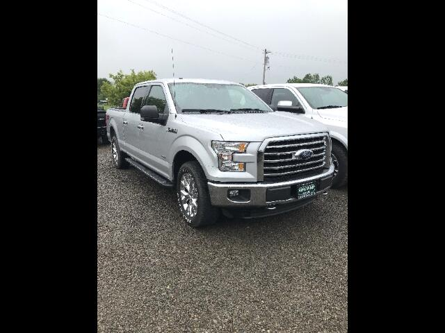"2015 Ford F-150 4WD SuperCrew 150"" XLT"