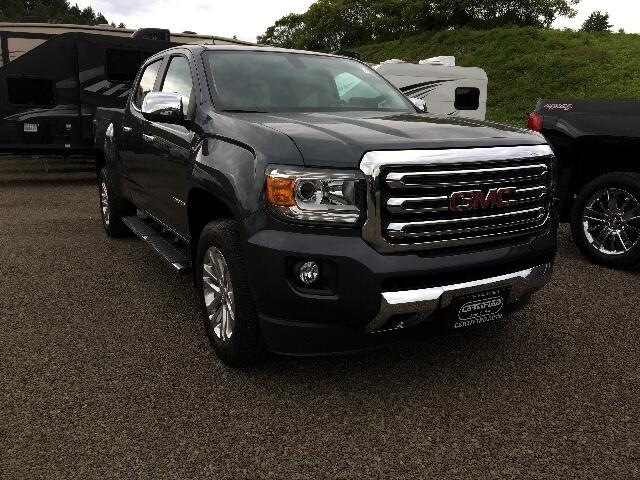 2015 GMC Canyon SLT Crew Cab 4WD Short Box