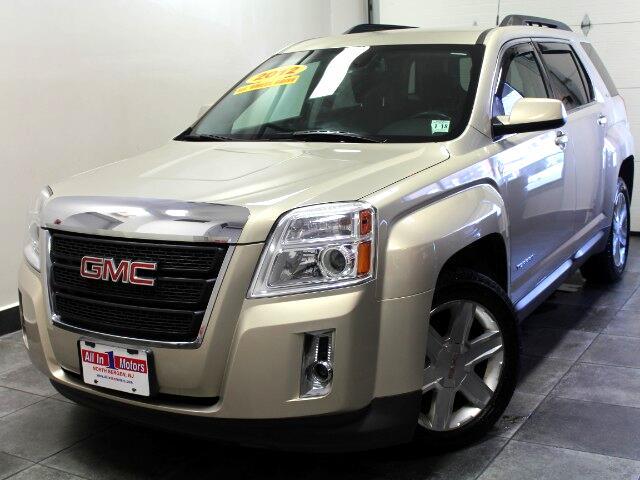 2012 GMC Terrain SLE2 AWD