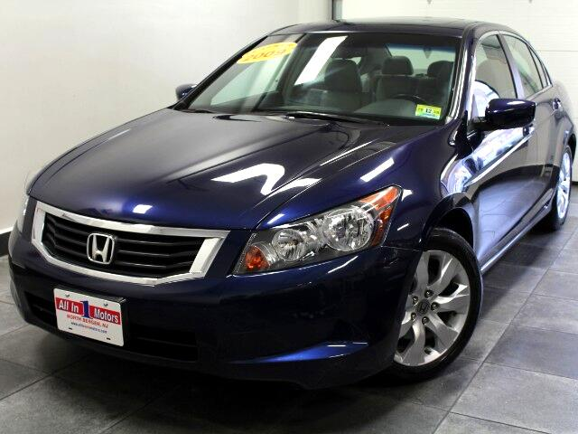 2009 Honda Accord EX-L Sedan AT with Navigation