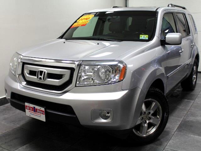 2010 Honda Pilot EX-L 4WD 5-Spd AT with DVD