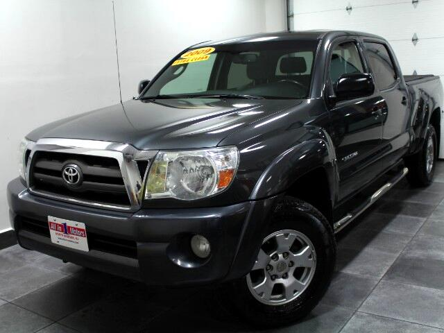 2009 Toyota Tacoma Double Cab Long Bed V6 Auto 4WD