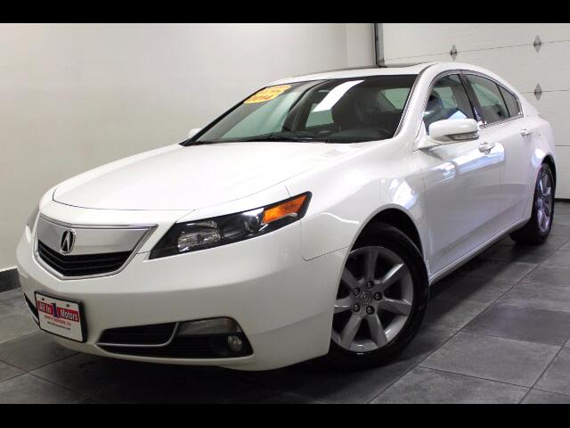 2014 Acura TL 6-Speed AT
