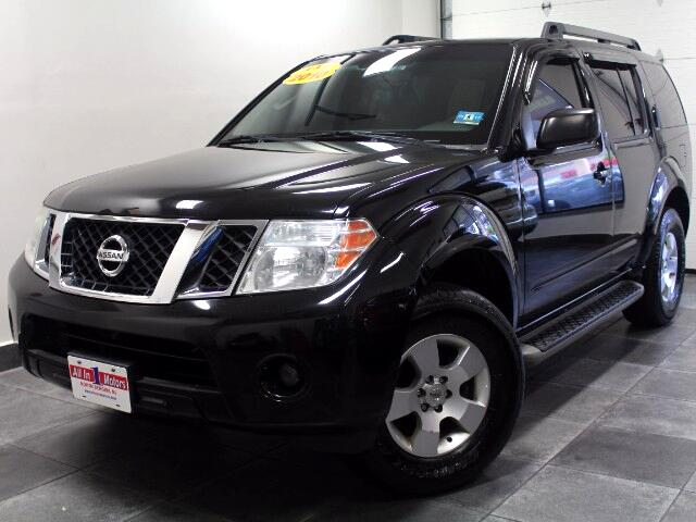 2010 Nissan Pathfinder 4WD 4dr S