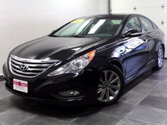 2014 Hyundai Sonata Limited 2.0L TGDI