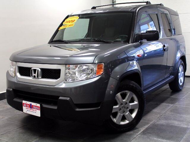 2009 Honda Element EX 4WD AT