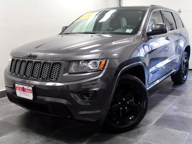 2014 Jeep Grand Cherokee Altitude Edition 4WD
