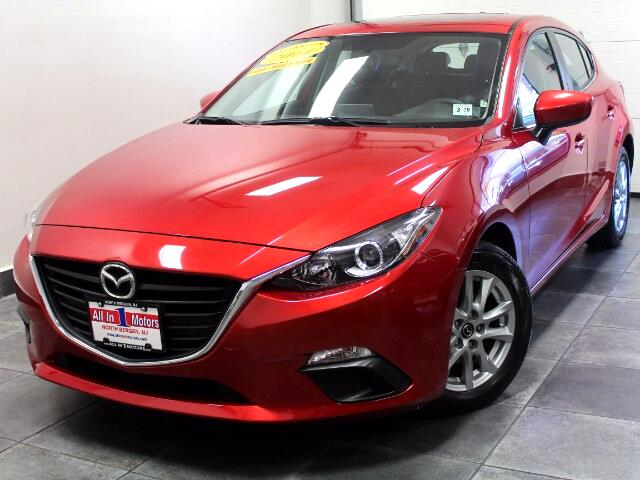 2014 Mazda MAZDA3 i Grand Touring AT 5-Door