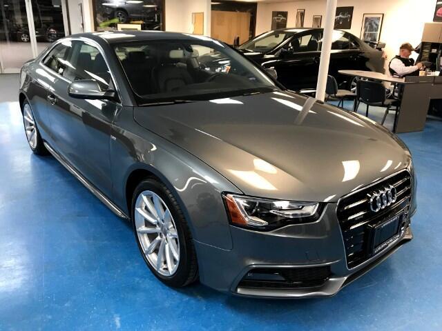 2016 Audi A5 2.0T Premium Plus quattro 8A