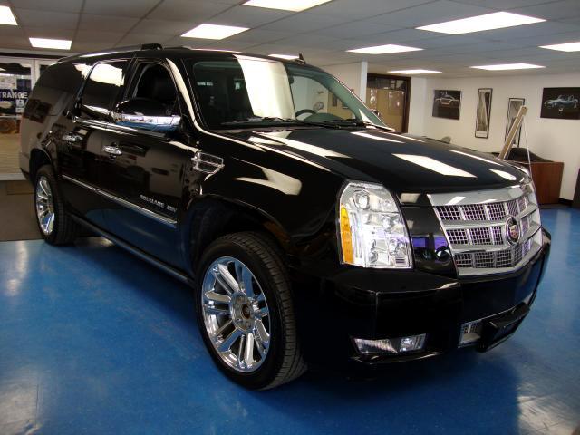 2012 Cadillac Escalade ESV AWD Platinum