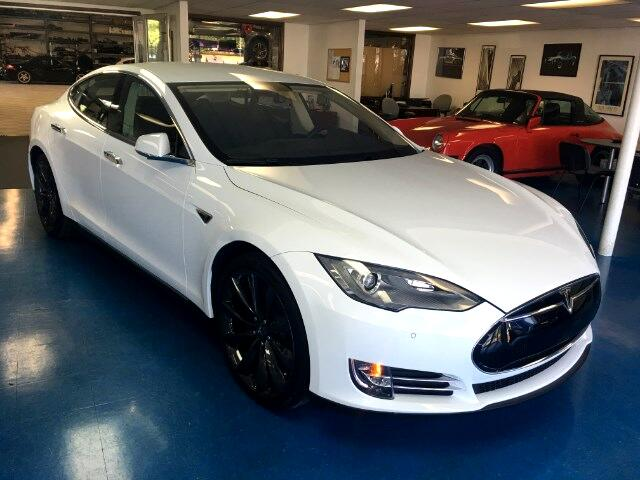 2014 Tesla Model S SOLD AS SALVAGE