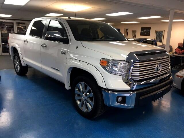 2015 Toyota Tundra Limited CrewMax 2WD