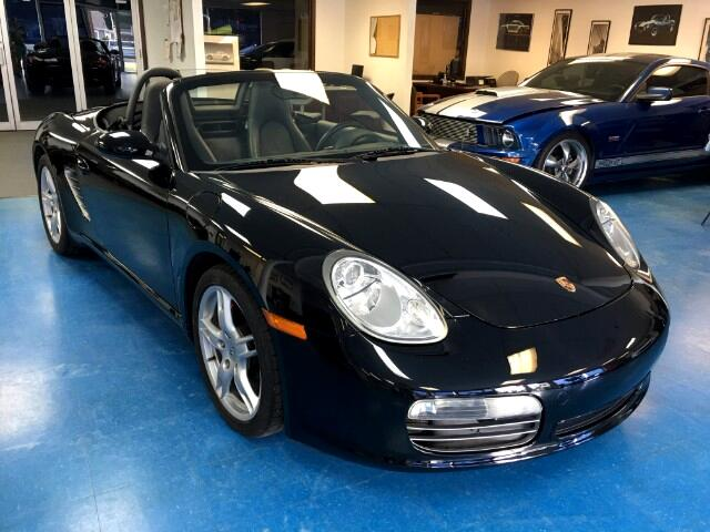 Used 2006 Porsche Boxster for Sale in Wallingford, CT 06492 Imports