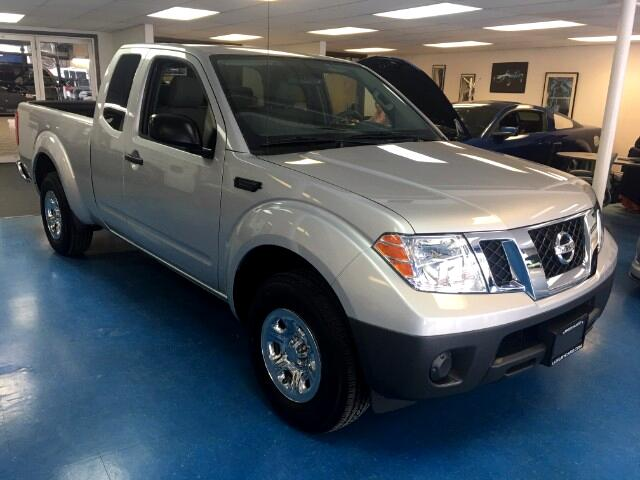 2013 Nissan Frontier King Cab SV