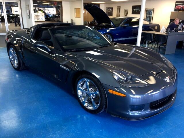 2013 Chevrolet Corvette GS Coupe 1LT