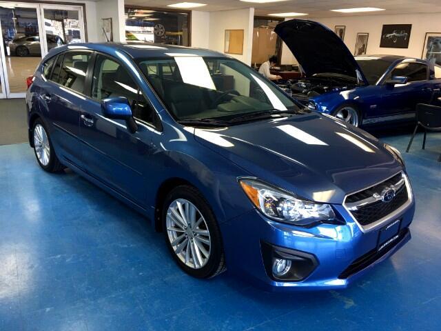 2014 Subaru Impreza Limited 5-Door+S/R+NAVI