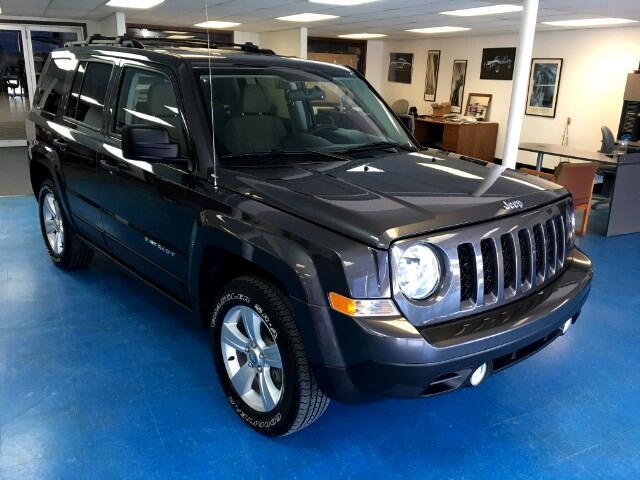 2015 Jeep Patriot Sport 4WD