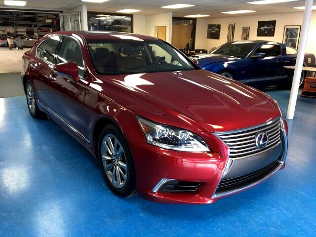 2014 Lexus LS 460 Luxury Sedan AWD