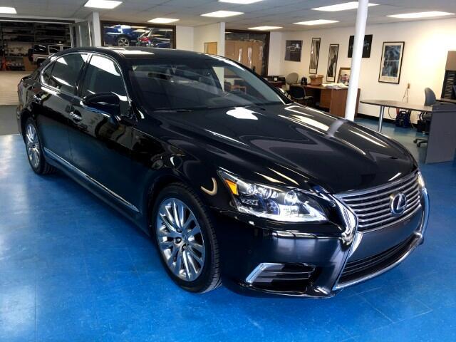 2013 Lexus LS 460 L Luxury Sedan