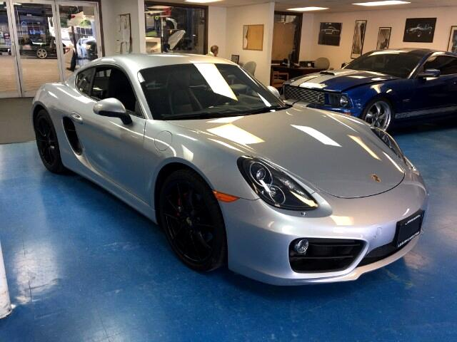 Used 2016 Porsche Cayman for Sale in Wallingford, CT 06492 Imports