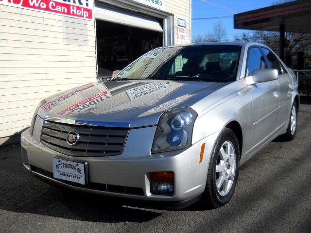 used 2005 cadillac cts for sale in keansburg nj 07734 auto. Black Bedroom Furniture Sets. Home Design Ideas