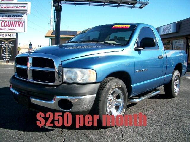 2004 Dodge Ram 1500 ST Short Bed 2WD