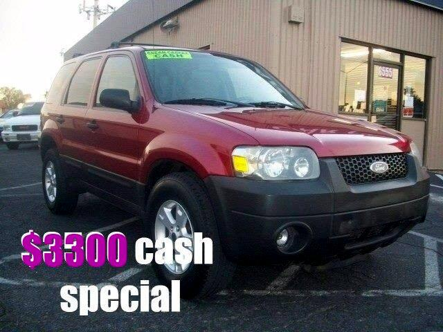 2006 Ford Escape XLT Sport 2WD