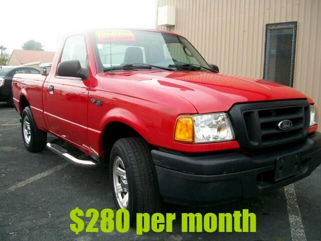 2005 Ford Ranger XLT Reg. Cab Short Bed 2WD