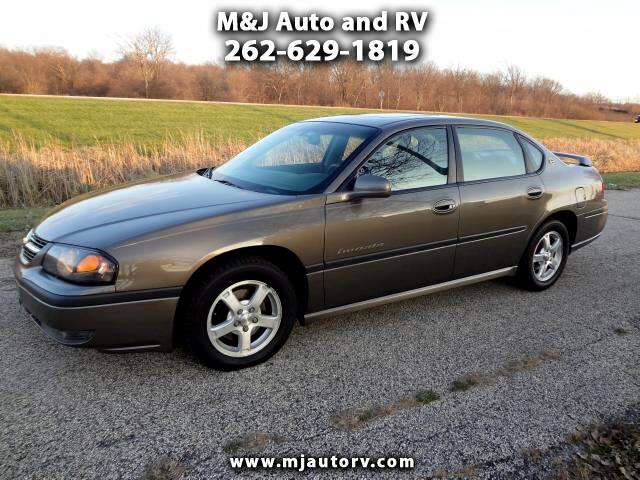 2003 Chevrolet Impala LEATHER AND MOONROOF