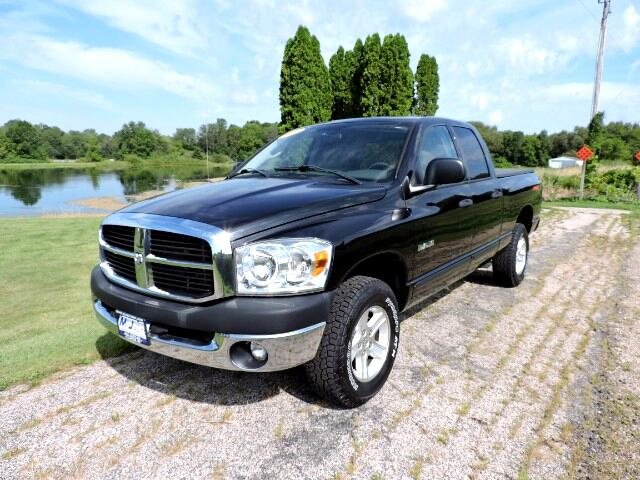 2008 Dodge Ram 1500 TRX4 Off Road Quad Cab 4WD