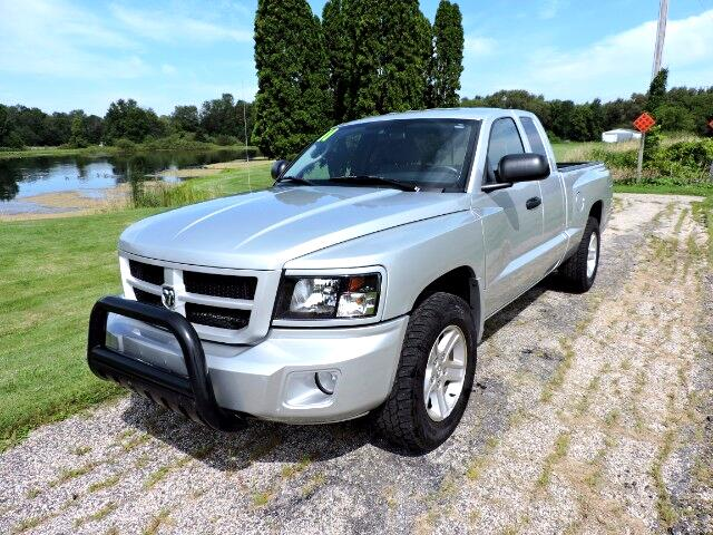 2011 Dodge Dakota SXT Crew Cab 4WD