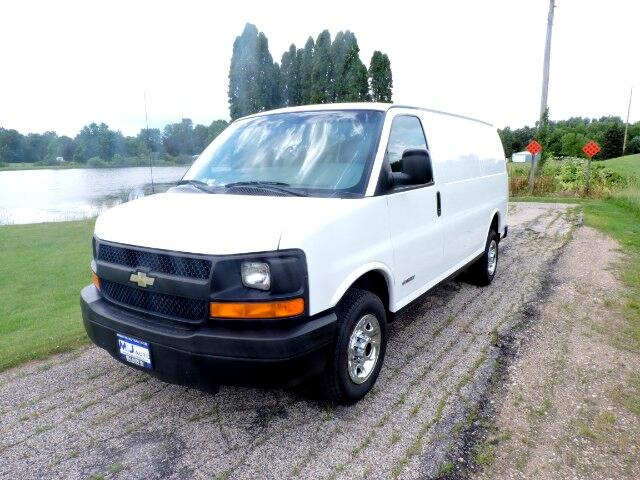 2003 Chevrolet Express 2500 Cargo