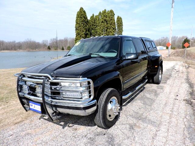 2000 Chevrolet C/K 3500 Crew Cab Short Bed 4WD