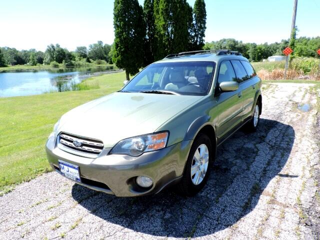 2005 Subaru Outback 2.5i Limited Wagon